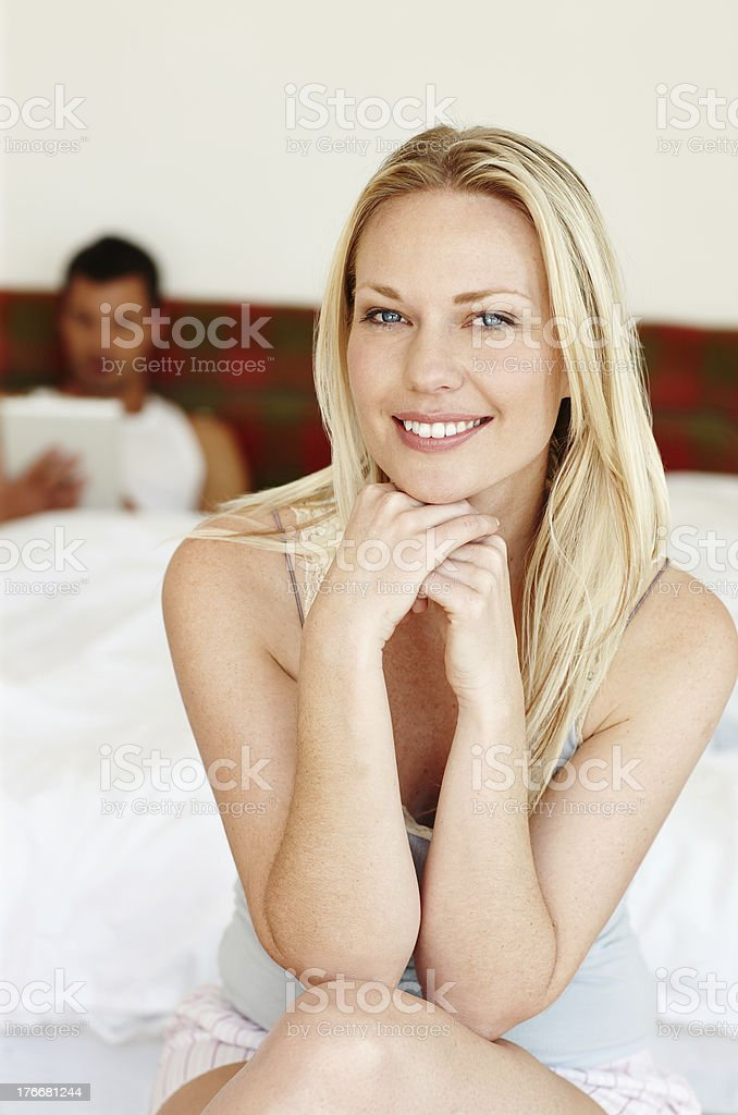 Taking the day off royalty-free stock photo