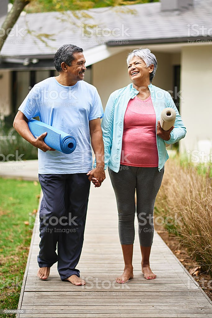 Taking the steps to a healthy retirement – Foto