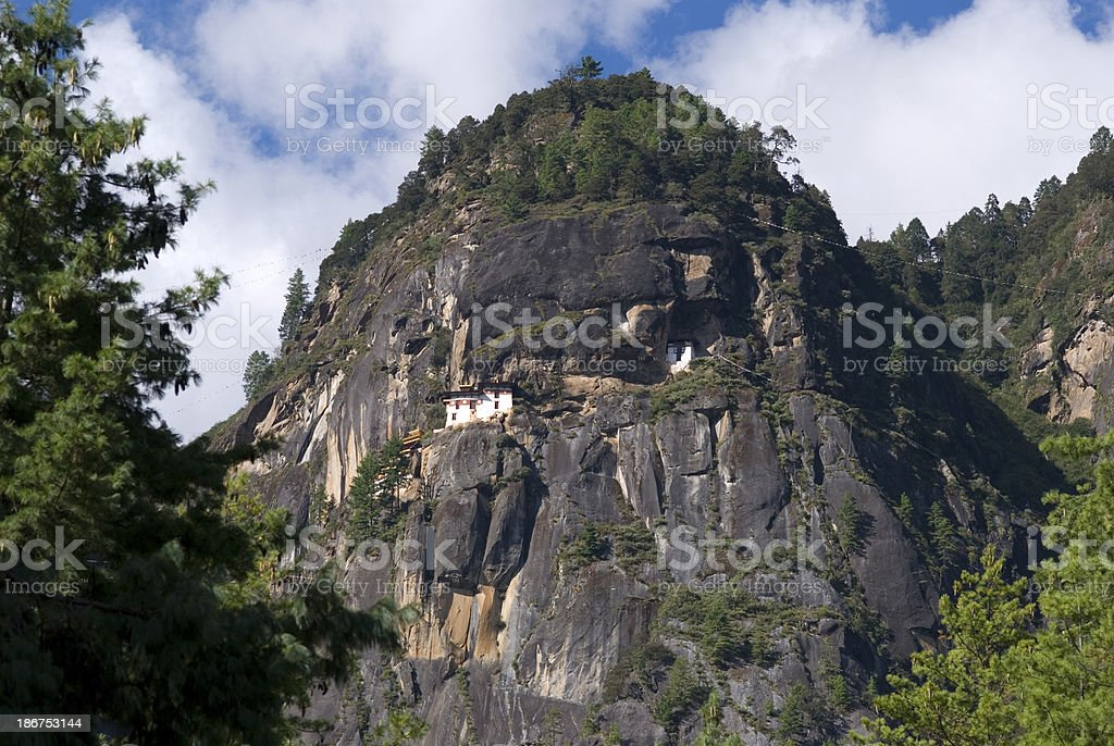 Taktshang Goemba, Bhutan stock photo