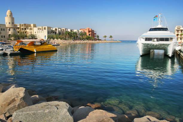 Tala Bay, Jordania – zdjęcie