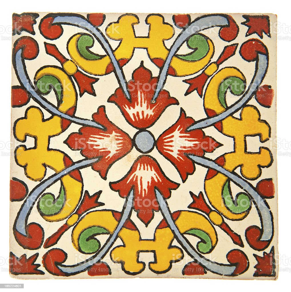Handcrafted ceramic tiles gallery tile flooring design ideas handcrafted ceramic tiles images tile flooring design ideas talavera handcrafted mexican ceramic tile stock photo 185224601 dailygadgetfo Images