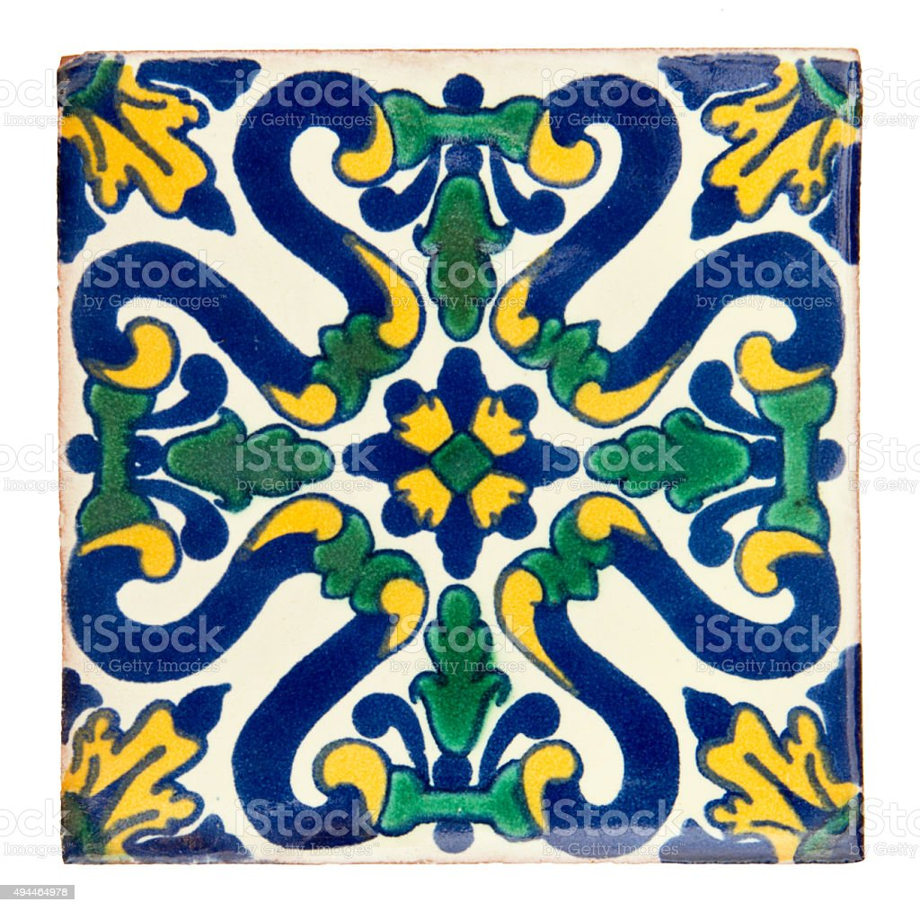Handcrafted ceramic tiles gallery tile flooring design ideas handcrafted ceramic tiles images tile flooring design ideas talavera handcrafted mexican ceramic tile stock photo 494464978 dailygadgetfo Images