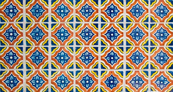 Talavera Handcrafted Mexican Ceramic Tiles