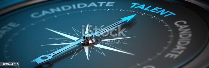istock Talent Acquisition - Recruitment Concept 483424715