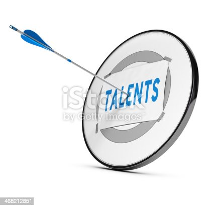 483424715 istock photo Talent Recruitment or Acquisition. Concept 468212851