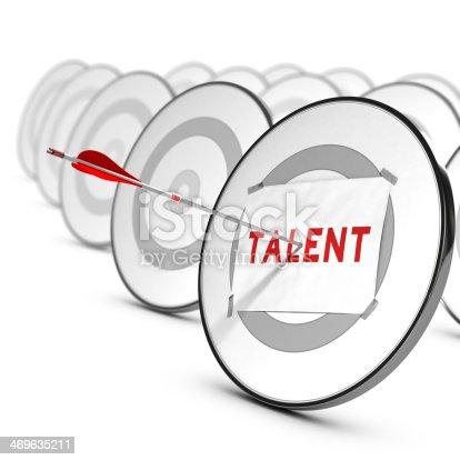 483424715 istock photo Talents Recruitment Concept 469635211