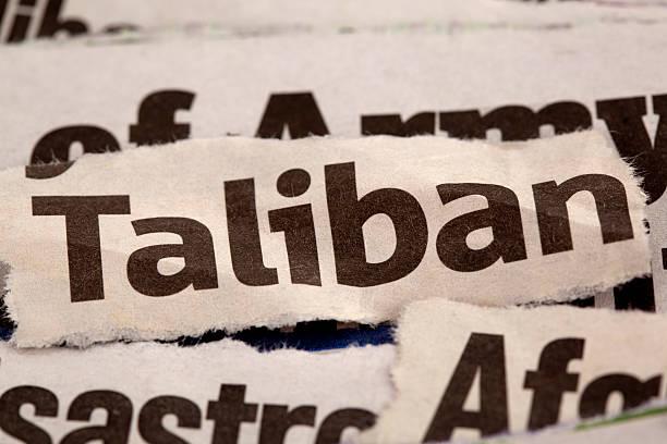 Taliban stock photo