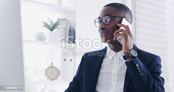 936117940 istock photo Talk to me 1138665015