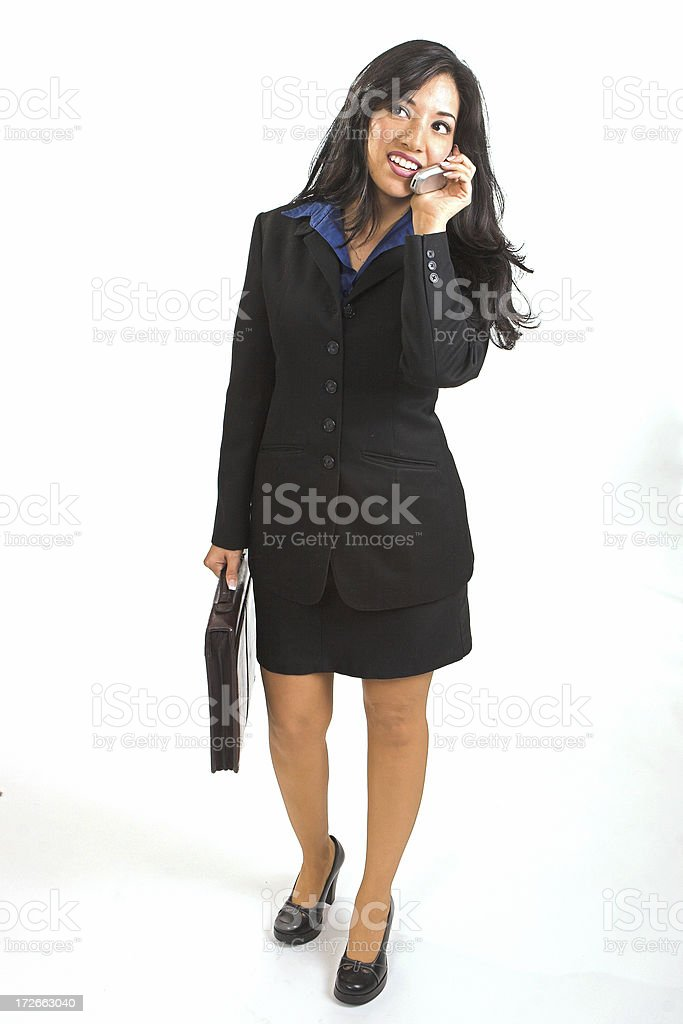 Talk to me royalty-free stock photo