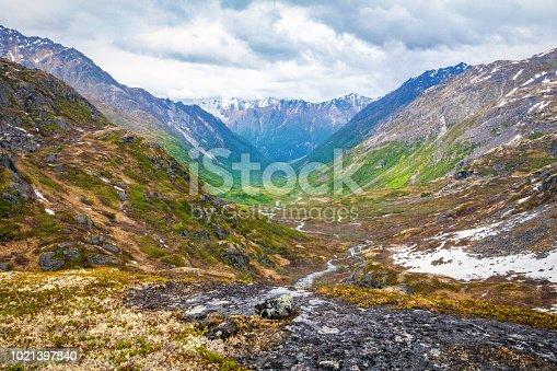 between snowbird and bomber glacier
