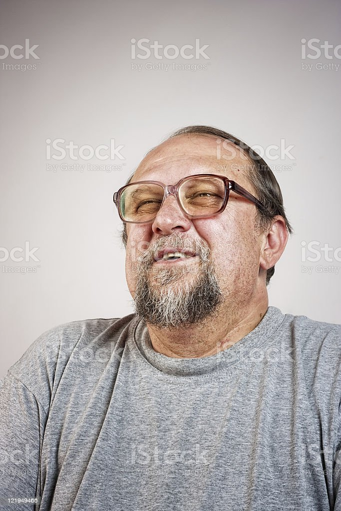 Talking about life - series royalty-free stock photo
