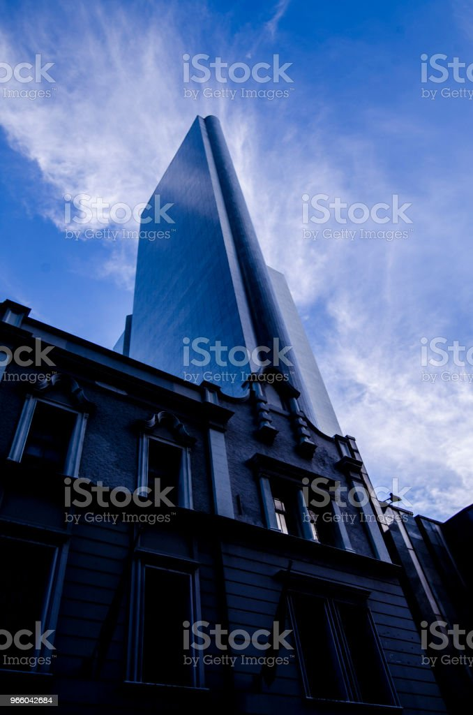 Tall Building - Royalty-free Architectuur Stockfoto