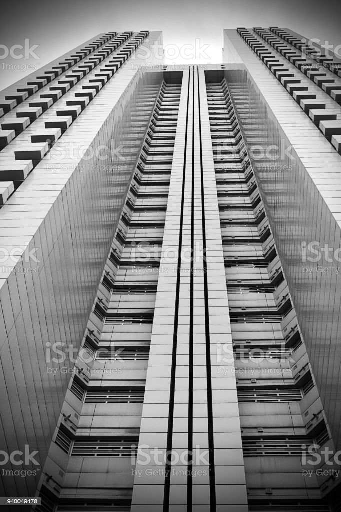 tall bulding stock photo