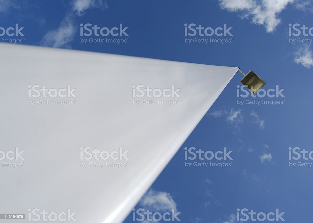 Tall Light stock photo