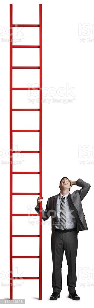 Tall Order royalty-free stock photo
