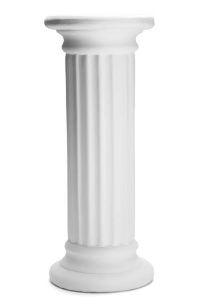 Tall Pillar stock photo