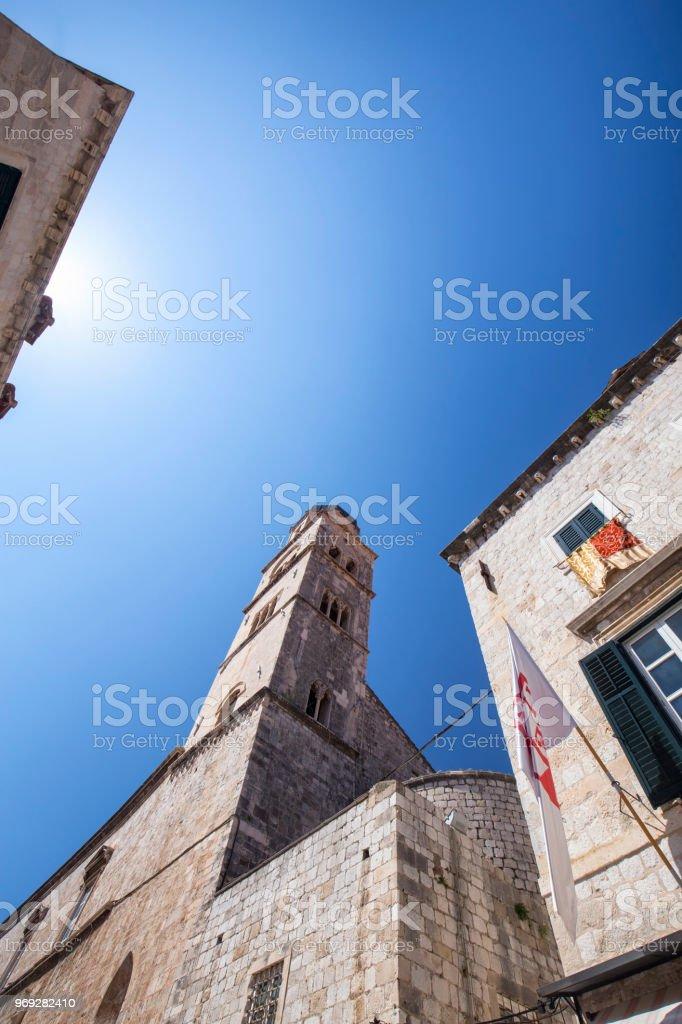 Tall Spire stock photo