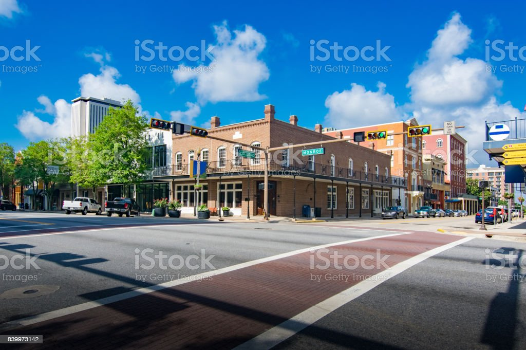 Tallahassee Florida Innenstadt – Foto