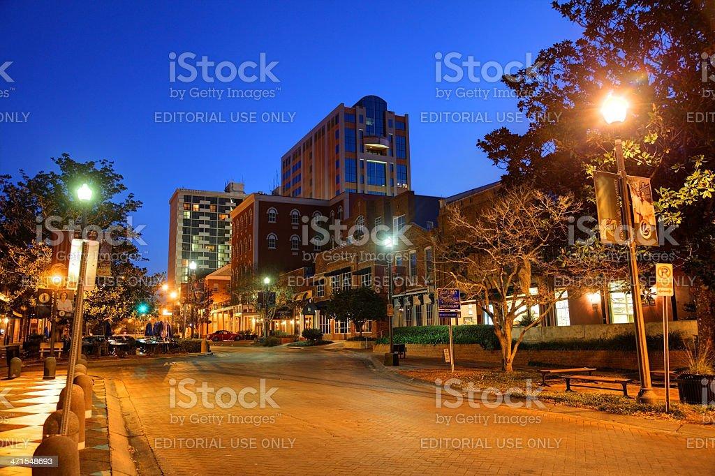 Tallahassee, Florida stock photo