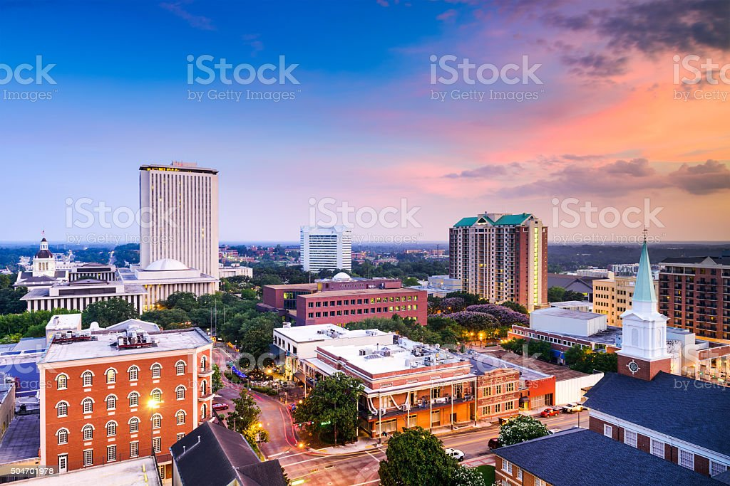 Tallahassee, Florida, USA stock photo