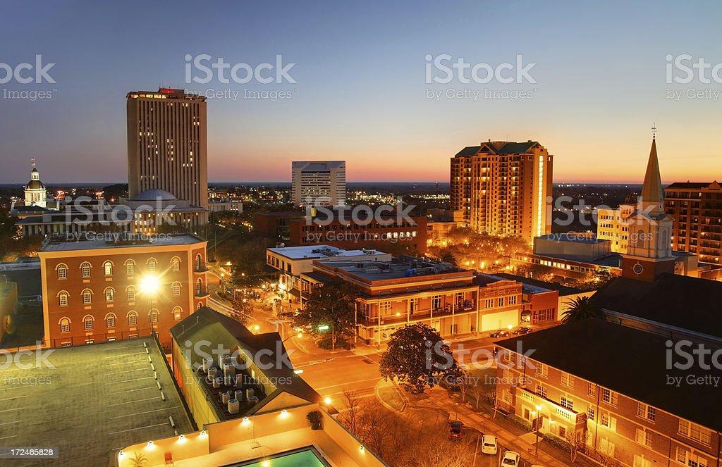 Tallahassee stock photo