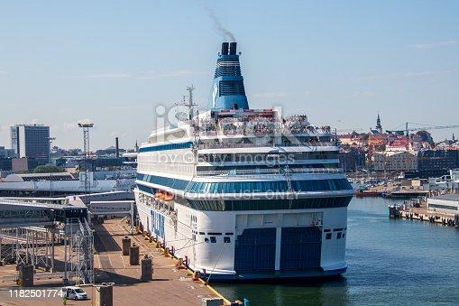 Tallink`s ferry MS