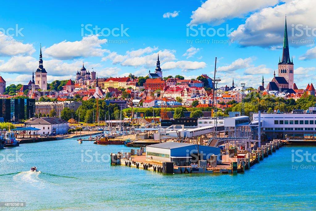 Tallinn, Estland – Foto