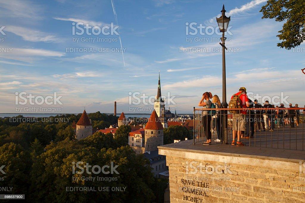 Woman in Estonia