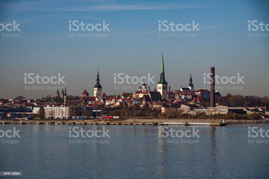 Tallinn, Estonia stock photo
