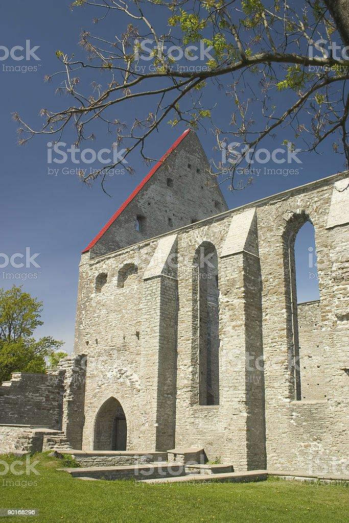 Tallinn Gothic II royalty-free stock photo