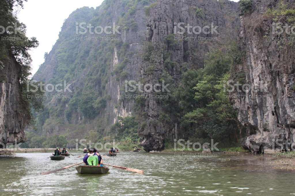 Tam Coc - Royalty-free Asia Stock Photo