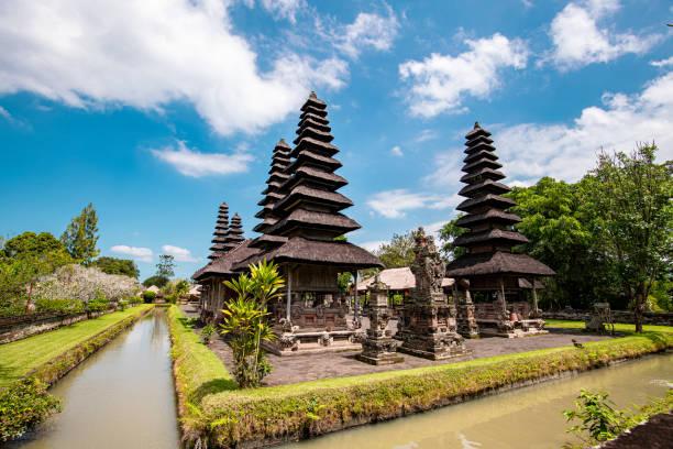 Taman Ayun Temple - Bali stock photo