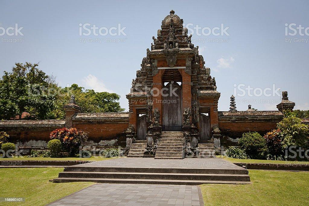 Taman Ayun Tempel in Bali – Foto