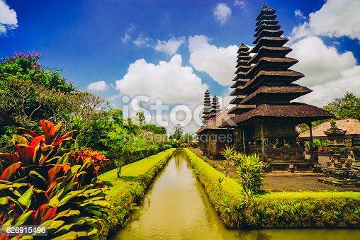 istock Taman Ayun the Royal Family Temple in Bali, Indonesia 626915496