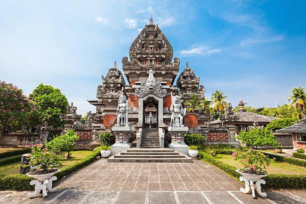 taman mini indonésia - indonésia - fotografias e filmes do acervo