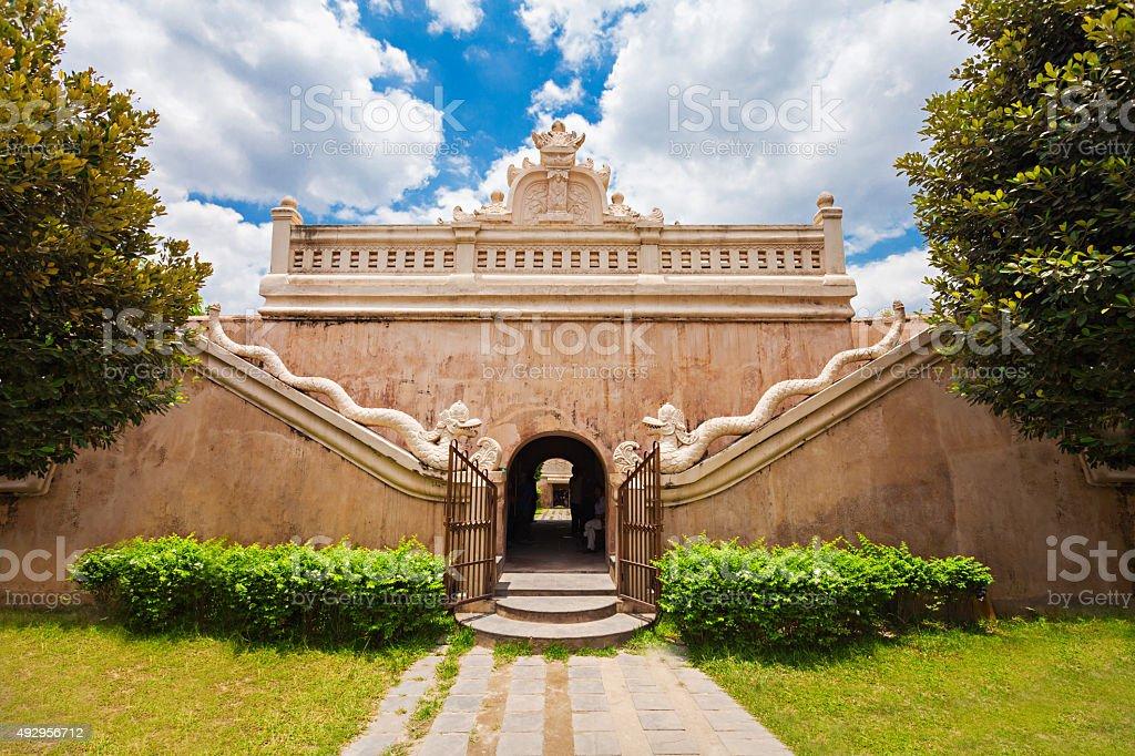 Taman Sari stock photo