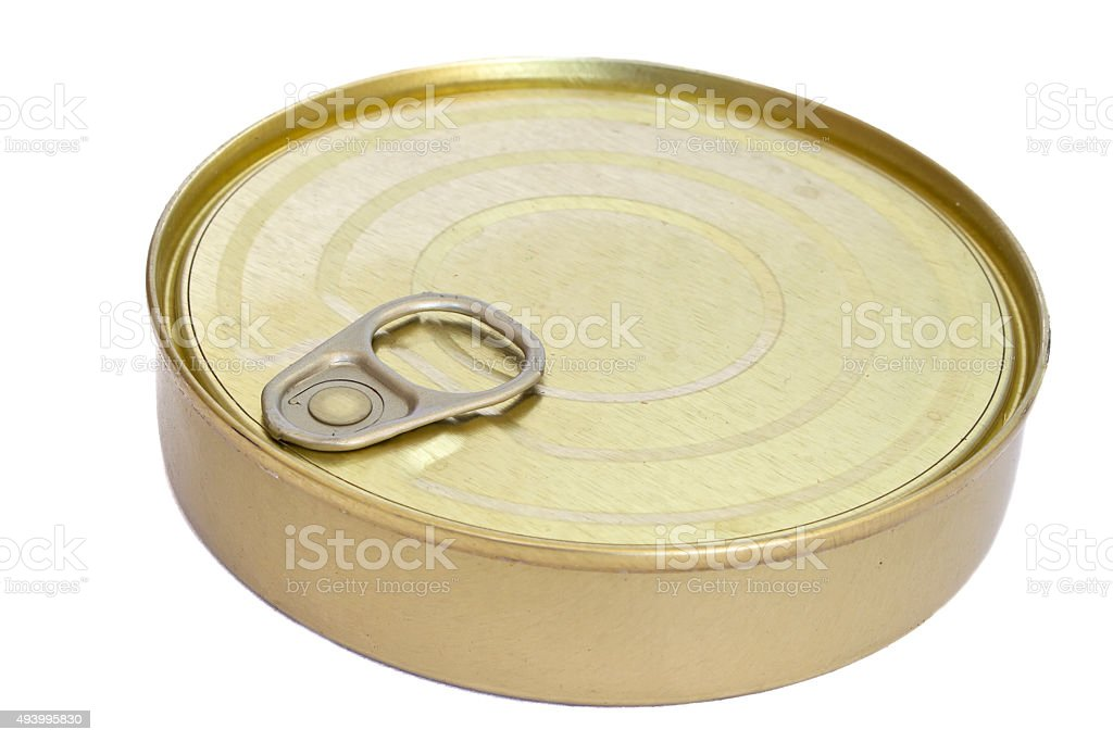 Tambourine canned royalty-free stock photo