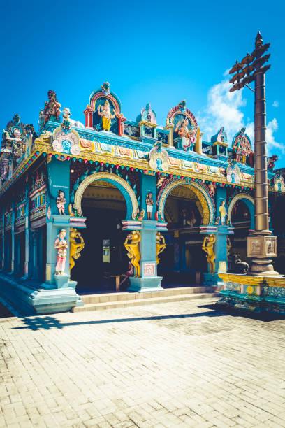 Tamil Surya Oudaya Sangam Tempel auf der Insel Mauritius, Afrika – Foto