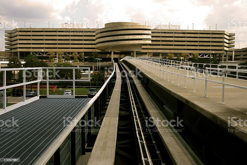 tampa airport stock photo