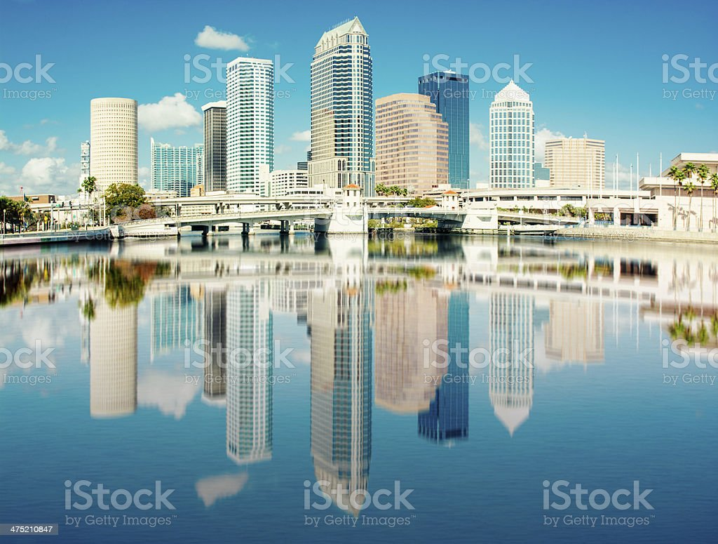 Tampa, FL stock photo