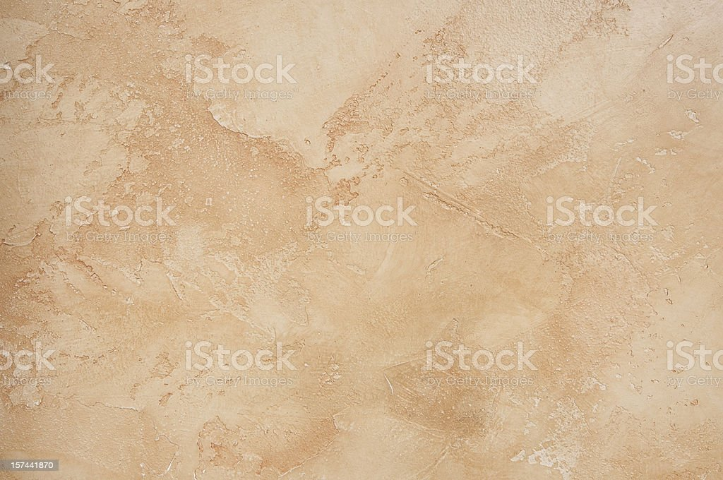 A Tan Marble Vintage Background Royalty Free Stock Photo