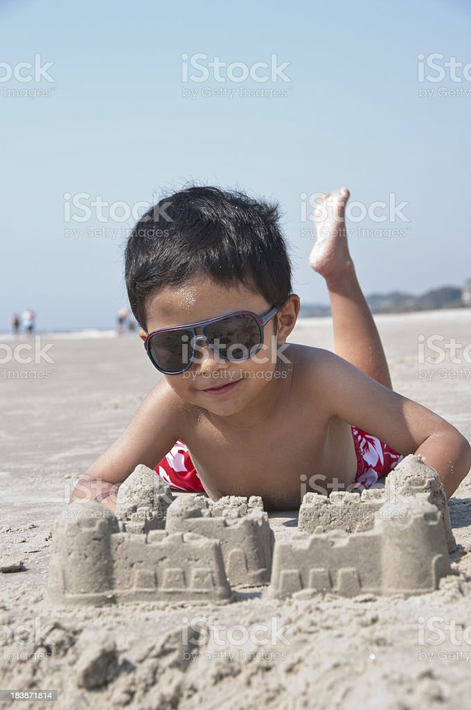 Tan with Sand royalty-free stock photo