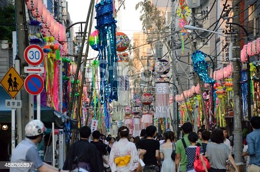 1008788822 istock photo Tanabata Festival 488265897