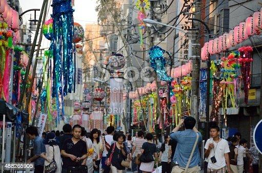 1008788822 istock photo Tanabata Festival 488265905