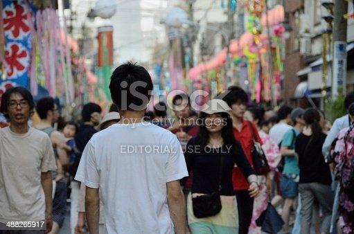1008788822 istock photo Tanabata Festival 488265917
