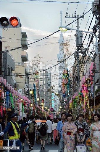 1008788822 istock photo Tanabata Festival 488265925