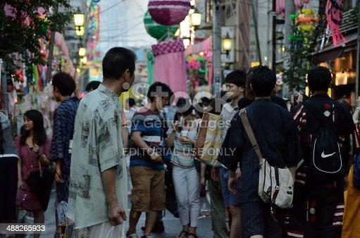1008788822 istock photo Tanabata Festival 488265933