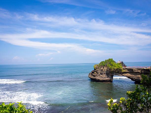 Tanah Memorando de entendimento Praia, Bali, Indonésia - foto de acervo