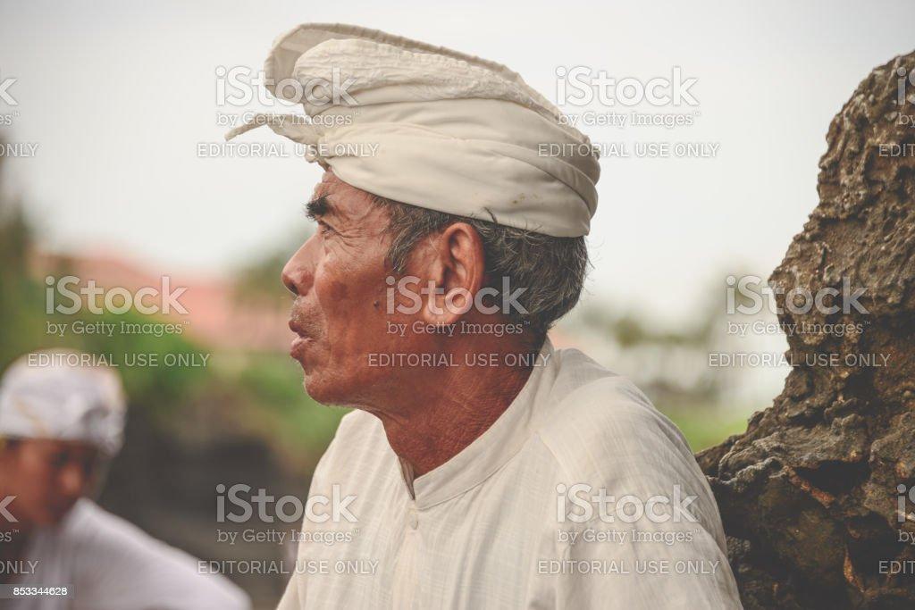 Tanahlot stock photo