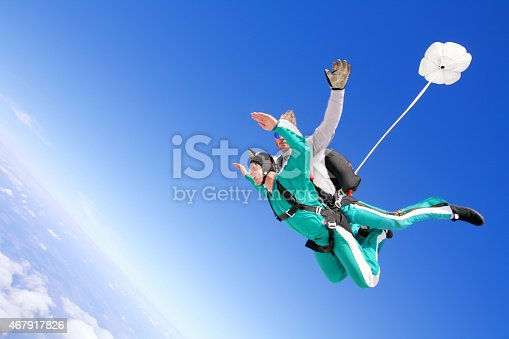 istock Tandem skydiving 467917826